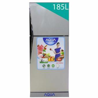 Tủ lạnh AQUA AQR-S185BN (SN) 180 Lít (Bạc)