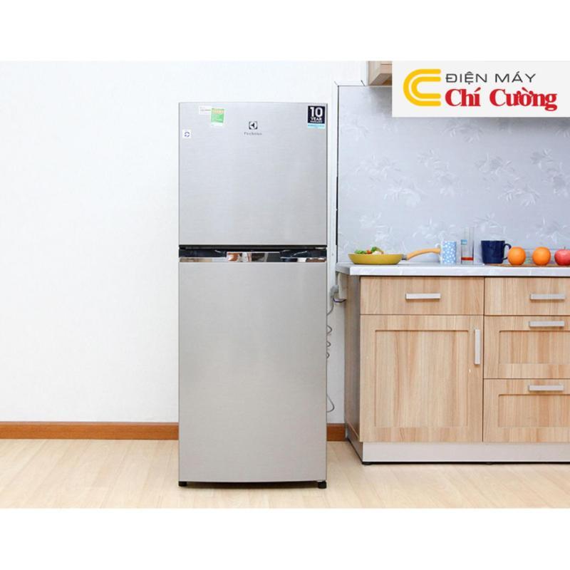 Tủ lạnh Electrolux 321 lít ETB3202MG (Bạc)