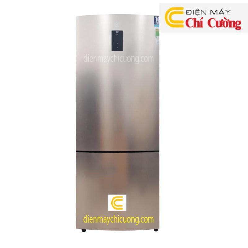 Tủ lạnh Electrolux EBE4502GA 418 lít Inverter 2 cửa (Vàng ánh kim)