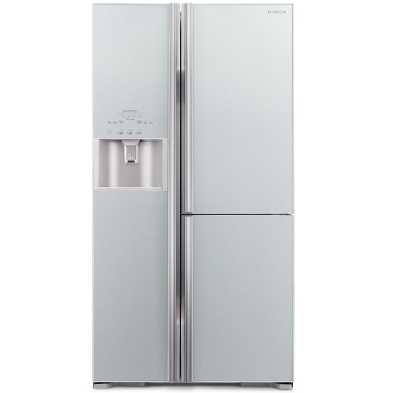 Tủ lạnh Hitachi M700PGV2(GS) 600L (3 cửa) (Bạc)