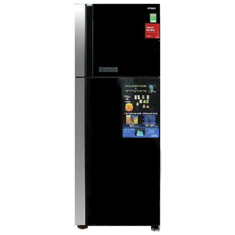 Tủ lạnh Hitachi R-VG540PGV3 (GBK) 450L (2 Cửa) (Đen)
