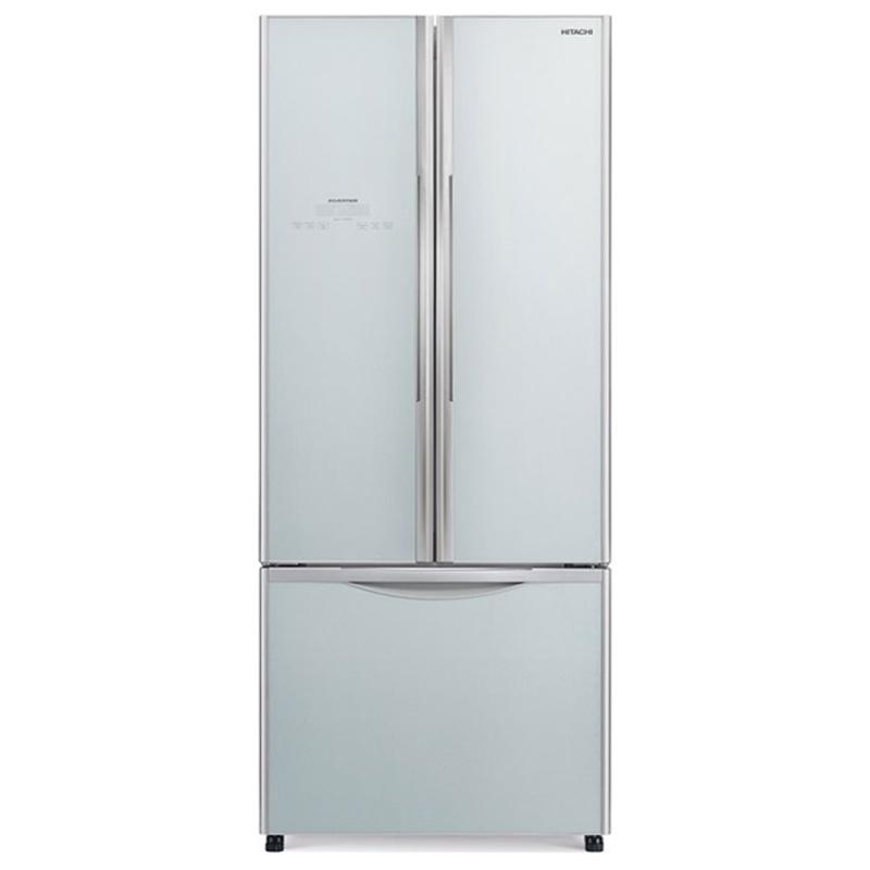 Tủ lạnh Hitachi WB475PGV2 (GS) 382L (3 Cửa) (Bạc)