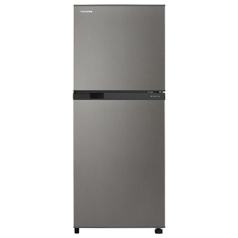 Tủ lạnh inverter Toshiba GR-M25VBZ/DS 186 lít (Bạc)