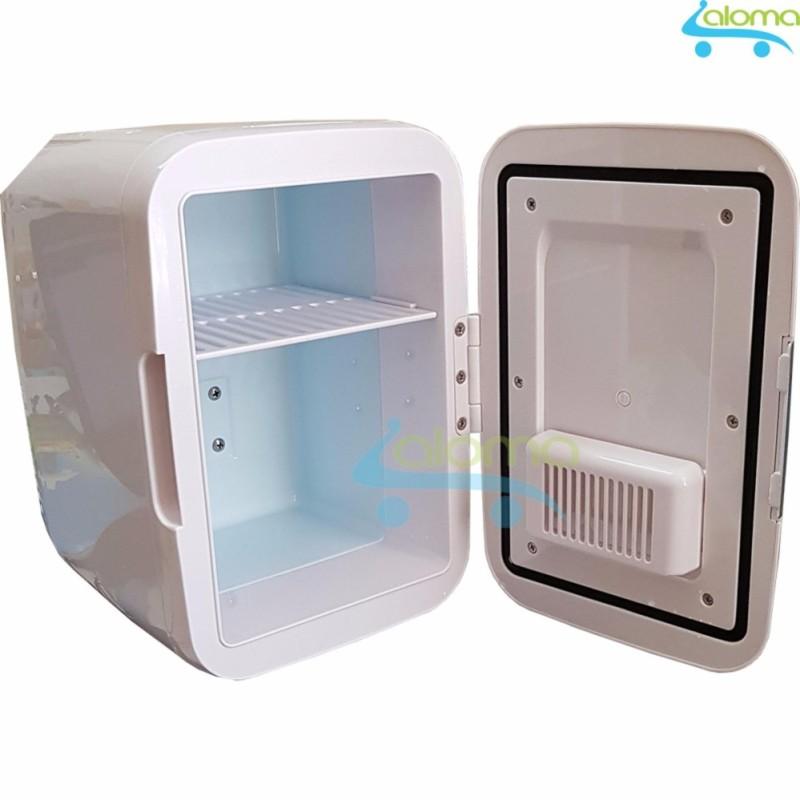 Tủ lạnh mini 4l dùng gia đình và trên oto