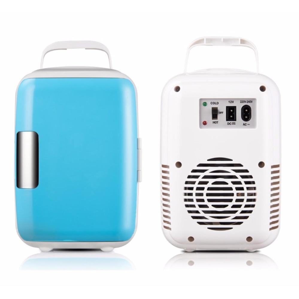 Tủ lạnh - nóng 2 chiều đa năng 4L(xanh) - (BQ248-XANH)