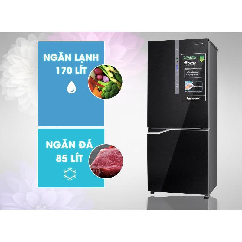 Tủ lạnh Panasonic 286 lít NR-BV288GKVN