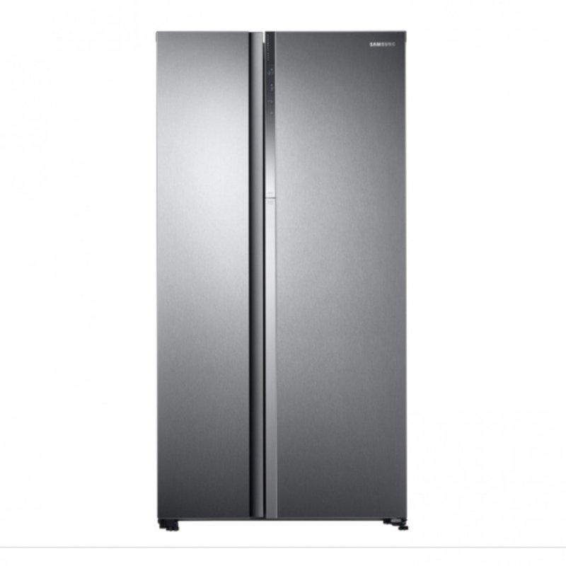 Tủ lạnh SBS Samsung RH62K62377P 620L (Ánh kim)