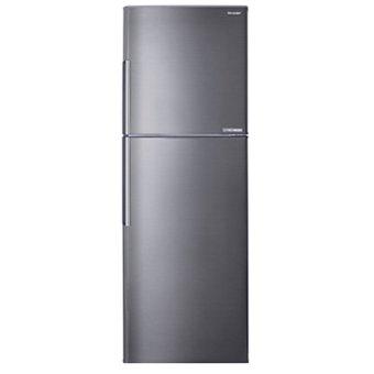 Tủ lạnh Sharp Apricot SJ-X346E-DS 342L (Bạc sẫm)