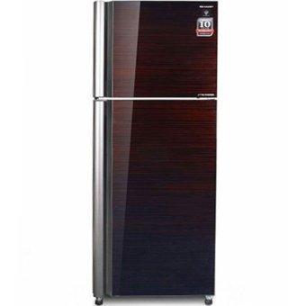 Tủ lạnh Sharp SJ-XP430PG-BK 394L (Đen)