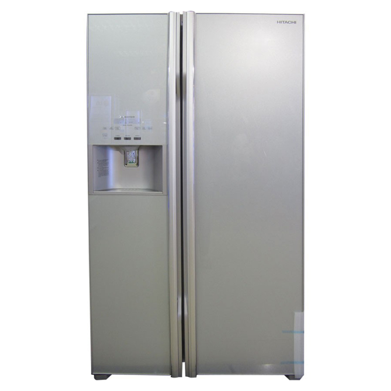 Tủ lạnh Side by side Hitachi R-S700GPGV2(GS) 605L (Bạc)