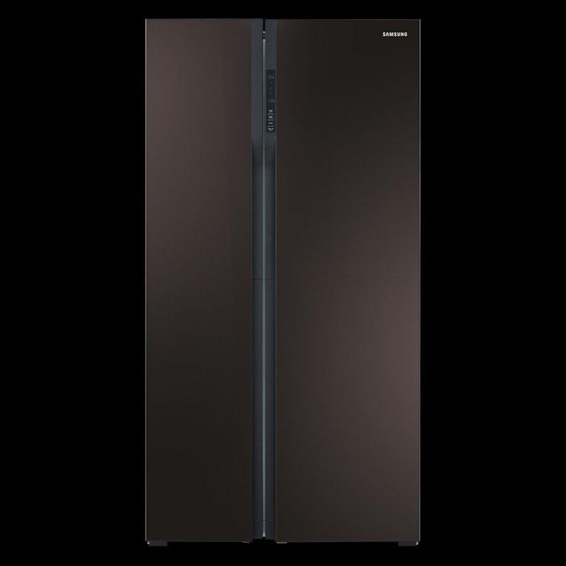 Tủ lạnh Side By Side Samsung RS552NRUA9M 591L (Trắng)