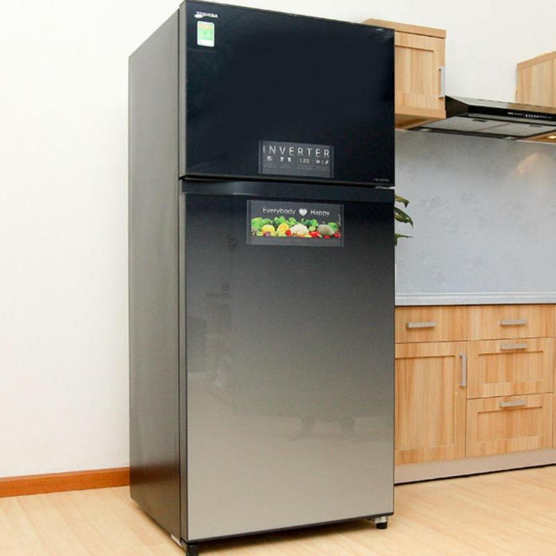 Tủ lạnh Toshiba 468 lít GR-HG52VDZ GG