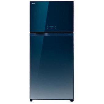 Tủ lạnh Toshiba GR-WG66VDAZ(GG) Inverter 600L (Xanh đen)