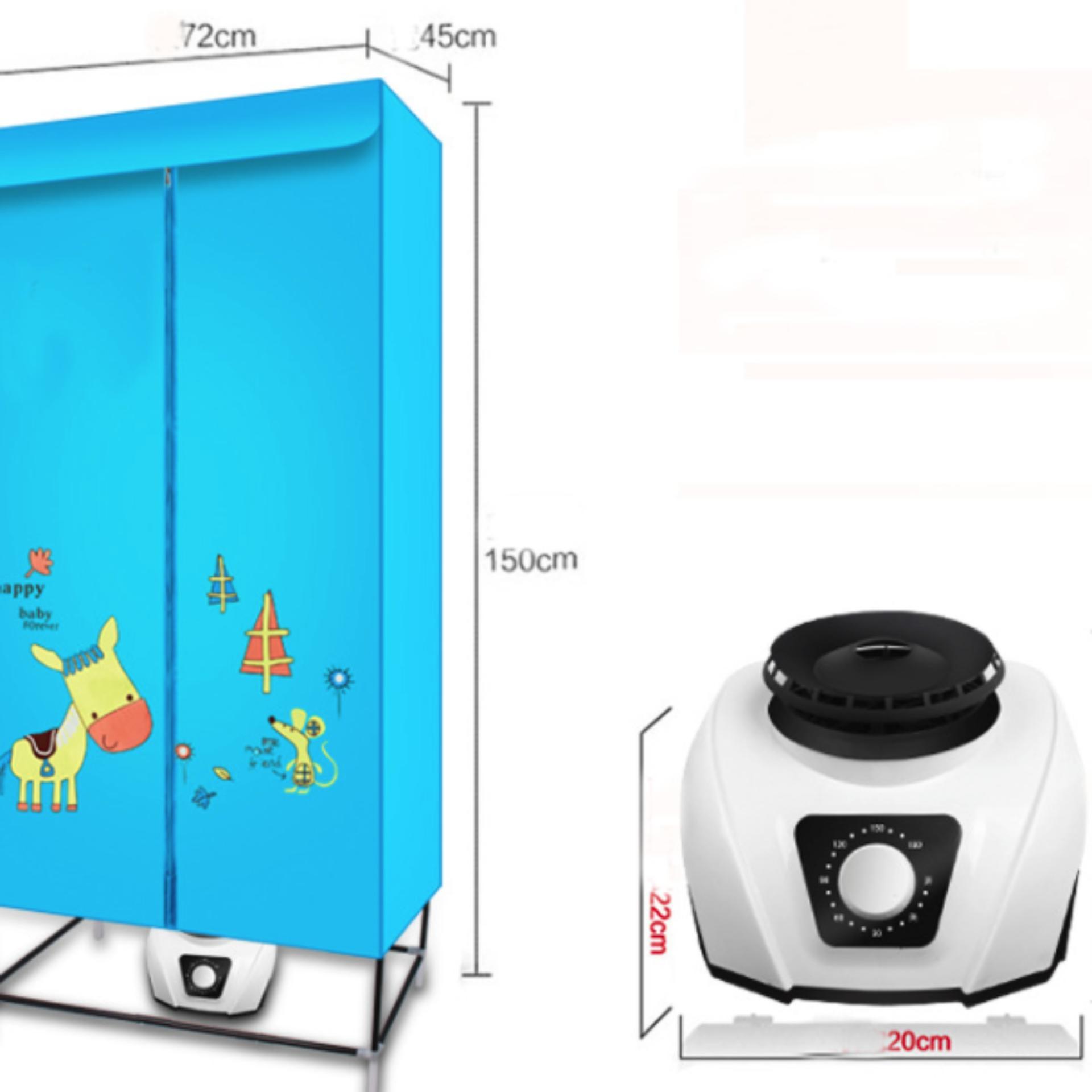 Tủ sấy quần áo Clothes Dryer công nghệ Hàn Quốc
