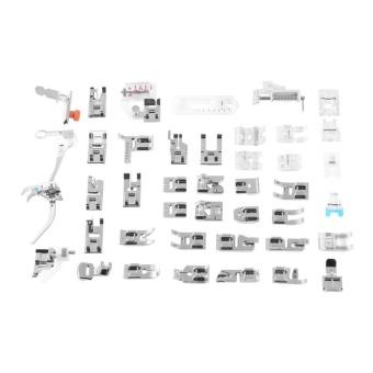 UINN 42 pcs Domestic Household Electric Sewing Machine Presser Foot Feet Kit - intl