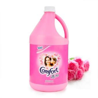 01 can nước xả vải comfort Thái Lan 3800ml (Hồng)