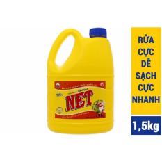 Giá bán 2 chai Nước Rửa Chén đậm đặc Net 1,5kg