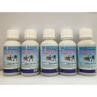 5 chai thuốc diệt muỗi Pesmer 350EC 100ml