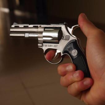 Bật lửa độc hình súng
