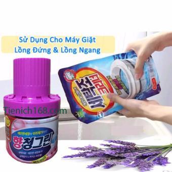 Bộ 1 Gói bột tẩy vệ sinh lồng máy giặt Hàn Quốc 450g và 1 Chai ThảBồn Cầu Diệt Khuẩn Hàn Quốc Hương Lavender TI685 - 8660464 , OE680WNAA4UOFGVNAMZ-8939457 , 224_OE680WNAA4UOFGVNAMZ-8939457 , 230000 , Bo-1-Goi-bot-tay-ve-sinh-long-may-giat-Han-Quoc-450g-va-1-Chai-ThaBon-Cau-Diet-Khuan-Han-Quoc-Huong-Lavender-TI685-224_OE680WNAA4UOFGVNAMZ-8939457 , lazada.vn , Bộ 1 G