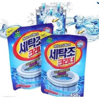 Bộ 2 Bột Vệ Sinh Lồng Máy Giặt Hàn Quốc
