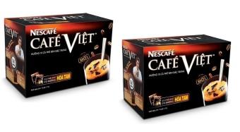 Bộ 2 Cà phê đen hòa tan Nestle Café Việt 15 gói x 16g - 8278134 , NE575WNAA14DNZVNAMZ-1626885 , 224_NE575WNAA14DNZVNAMZ-1626885 , 125000 , Bo-2-Ca-phe-den-hoa-tan-Nestle-Cafe-Viet-15-goi-x-16g-224_NE575WNAA14DNZVNAMZ-1626885 , lazada.vn , Bộ 2 Cà phê đen hòa tan Nestle Café Việt 15 gói x 16g
