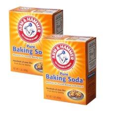 Bộ 2 hộp bột Baking Soda đa công dụng 454g