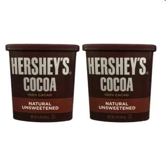 Bộ 2 hộp bột socola Hershey