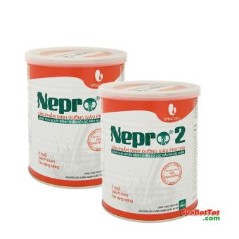 Bộ 2 hộp Sữa Nepro số 2 900g dành cho người bệnh thận - 8278982 , NE807WNAA1SFV5VNAMZ-3005079 , 224_NE807WNAA1SFV5VNAMZ-3005079 , 1088000 , Bo-2-hop-Sua-Nepro-so-2-900g-danh-cho-nguoi-benh-than-224_NE807WNAA1SFV5VNAMZ-3005079 , lazada.vn , Bộ 2 hộp Sữa Nepro số 2 900g dành cho người bệnh thận