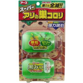 Bộ 2 hộp thuốc diệt kiến Super Arinosu Koroki - Hàng nhập khẩu từNhật Bản - 8207901 , JA256WNAA6NBQ4VNAMZ-12229739 , 224_JA256WNAA6NBQ4VNAMZ-12229739 , 199000 , Bo-2-hop-thuoc-diet-kien-Super-Arinosu-Koroki-Hang-nhap-khau-tuNhat-Ban-224_JA256WNAA6NBQ4VNAMZ-12229739 , lazada.vn , Bộ 2 hộp thuốc diệt kiến Super Arinosu Koroki