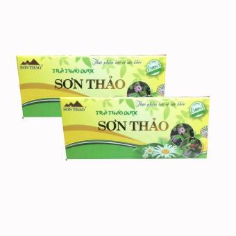 Bộ 2 hộp Trà Thảo Dược Thải Độc Cơ Thể SƠN THẢO - 8661404 , OE680WNAA6G13PVNAMZ-11881556 , 224_OE680WNAA6G13PVNAMZ-11881556 , 115000 , Bo-2-hop-Tra-Thao-Duoc-Thai-Doc-Co-The-SON-THAO-224_OE680WNAA6G13PVNAMZ-11881556 , lazada.vn , Bộ 2 hộp Trà Thảo Dược Thải Độc Cơ Thể SƠN THẢO