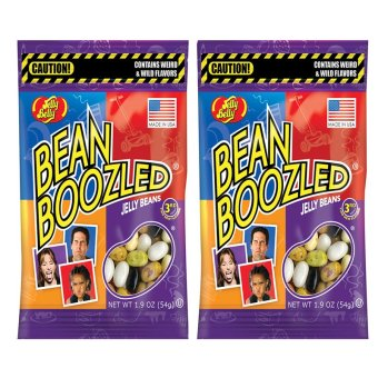 Bộ 2 Kẹo Thối Jelly Belly Bean Boozled 54gr