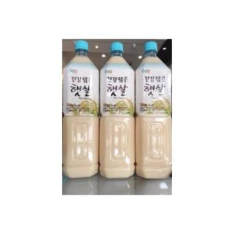 Bộ 5 Chai Nước Sữa Gạo Hàn Quốc 1,5L