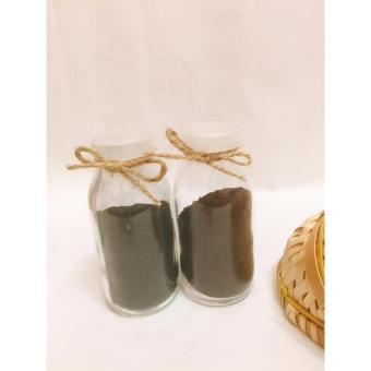Bộ đôi tinh cám gạo và than hoạt tính dưỡng da an toàn 100% thiênnhiên (túi 200g) - 3