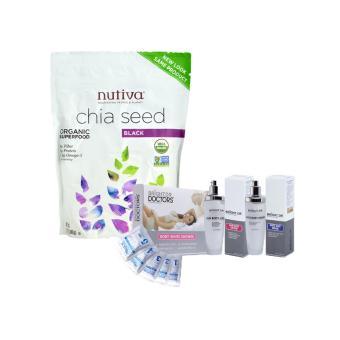 Bộ Hạt chia Nutifood Nutiva Organic Chia Seed 907g và Bộ ba sảnphẩm tắm và dưỡng trắng da Bright Doctors - 8368972 , NU779WNAA34NQ2VNAMZ-5456435 , 224_NU779WNAA34NQ2VNAMZ-5456435 , 2100000 , Bo-Hat-chia-Nutifood-Nutiva-Organic-Chia-Seed-907g-va-Bo-ba-sanpham-tam-va-duong-trang-da-Bright-Doctors-224_NU779WNAA34NQ2VNAMZ-5456435 , lazada.vn , Bộ Hạt chia Nut