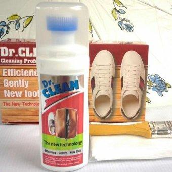 Bộ Làm Sạch Giầy Da, Túi Da Dr Clean