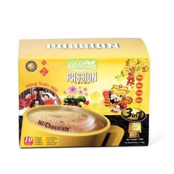 Bột Cacao Hòa Tan Passion 3 In 1 Cocoa Indochine (Hộp 15 Gói x 16g) - 8660281 , OE680WNAA4JWJKVNAMZ-8361437 , 224_OE680WNAA4JWJKVNAMZ-8361437 , 40000 , Bot-Cacao-Hoa-Tan-Passion-3-In-1-Cocoa-Indochine-Hop-15-Goi-x-16g-224_OE680WNAA4JWJKVNAMZ-8361437 , lazada.vn , Bột Cacao Hòa Tan Passion 3 In 1 Cocoa Indochine (Hộp 15