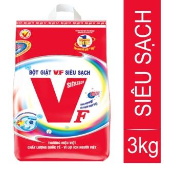 Bột giặt VF siêu sạch 3kg - 8825244 , VI185WNAA4WYSVVNAMZ-9058664 , 224_VI185WNAA4WYSVVNAMZ-9058664 , 118000 , Bot-giat-VF-sieu-sach-3kg-224_VI185WNAA4WYSVVNAMZ-9058664 , lazada.vn , Bột giặt VF siêu sạch 3kg