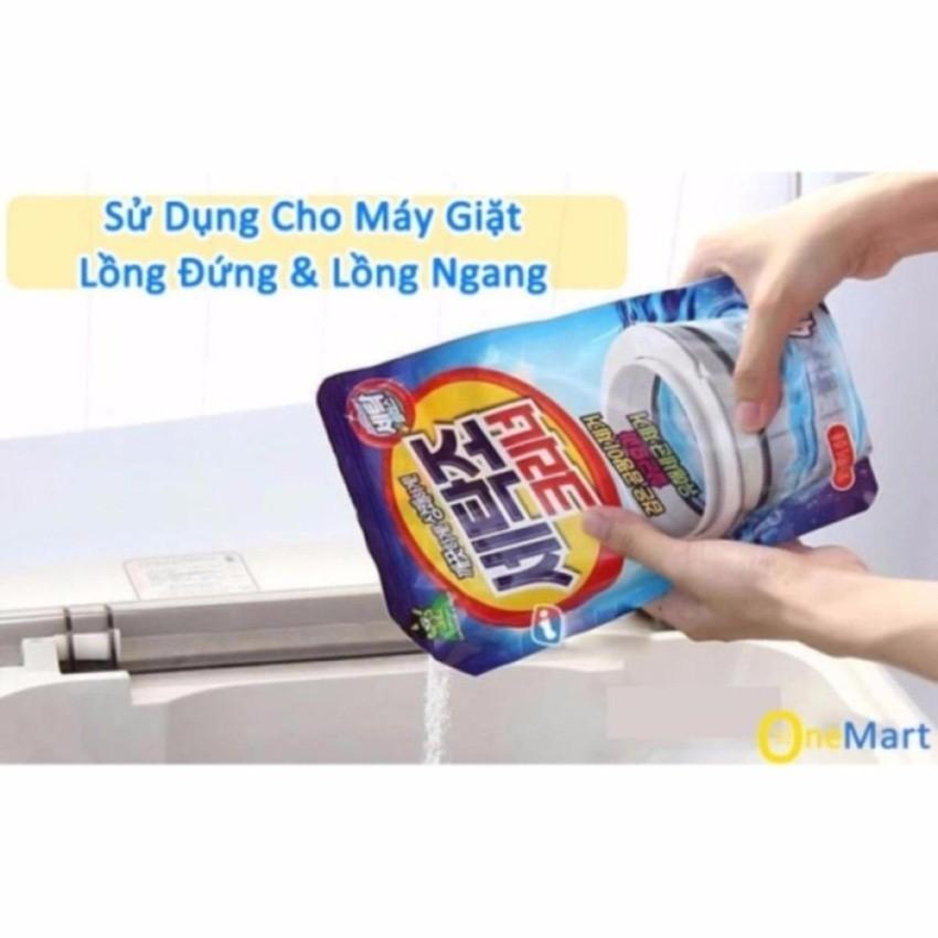 Bột tẩy rửa vệ sinh lồng máy giặt - Hàn Quốc