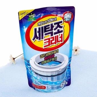 Bột tẩy vệ sinh lồng máy giặt - Sản xuất tại Hàn Quốc 450g - 8661242 , OE680WNAA6794ZVNAMZ-11440366 , 224_OE680WNAA6794ZVNAMZ-11440366 , 50700 , Bot-tay-ve-sinh-long-may-giat-San-xuat-tai-Han-Quoc-450g-224_OE680WNAA6794ZVNAMZ-11440366 , lazada.vn , Bột tẩy vệ sinh lồng máy giặt - Sản xuất tại Hàn Quốc 450g