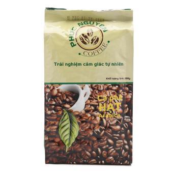 Cà phê Nguyên chất 100% Hạt Arabica (MoKa) - Phúc Nguyên - 500g