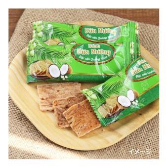 Combo 05 gói bánh dừa nướng Thái Bình 180gr - 3