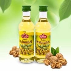 Địa Chỉ Bán Combo 2 chai dầu óc chó Đức Kunella Feinkost WalnuBol 100ml(nhập khẩu)