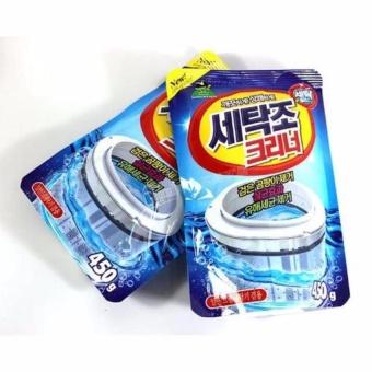 COMBO 2 Gói Bột tẩy lồng máy giặt - Hàn Quốc