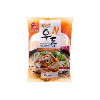 Combo 3 Gói Mì Udon vị tôm Hanil Food gói 225g