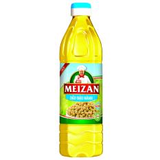 Giá bán Dầu ăn Meizan đậu nành 1L