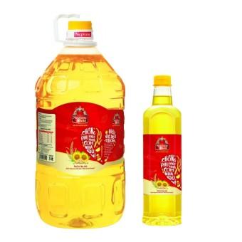 Dầu ăn Neptune Gold 5L tặng chai dầu ăn Neptune Gold 1L