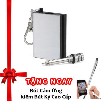 Diêm chịu nước quẹt bằng xăng độc đáo classic + Tặng bút ký kiêm bút cảm ứng cho smartphone và tablet - 8658194 , OE680WNAA1S2T0VNAMZ-2987105 , 224_OE680WNAA1S2T0VNAMZ-2987105 , 152600 , Diem-chiu-nuoc-quet-bang-xang-doc-dao-classic-Tang-but-ky-kiem-but-cam-ung-cho-smartphone-va-tablet-224_OE680WNAA1S2T0VNAMZ-2987105 , lazada.vn , Diêm chịu nước quẹt b