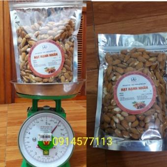 Hạnh nhân Tách vỏ Mỹ 1kg