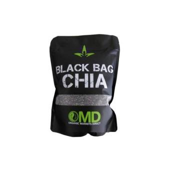 Hạt Chia Úc OMD Black Bag Chia 1kg